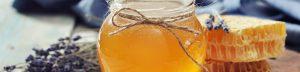 Honing natuurlijk gezond voedingsmiddel