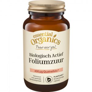 Biologisch actief foliumzuur