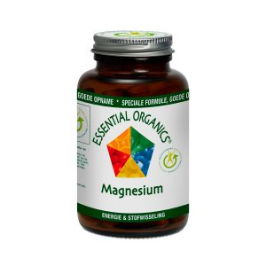 Magnesium energie en stofwisseling