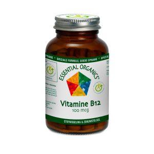Vitamine B12 stofwisseling en zenuwstelsel