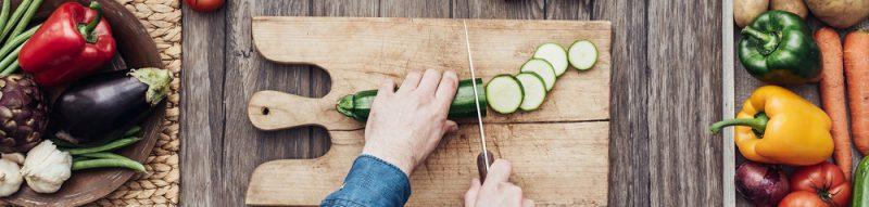 Vegetarische kookboeken voor recepten zonder vlees