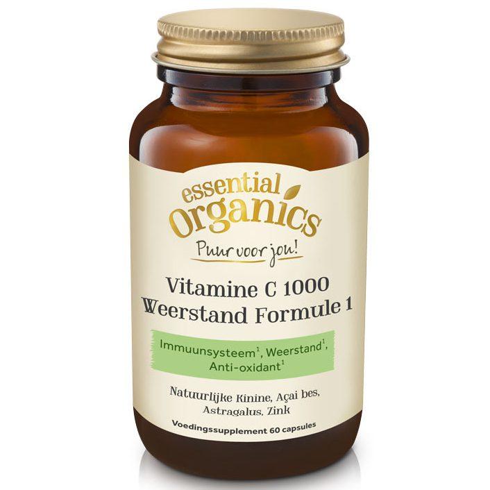 Vitamine C 1000 Weerstand Formule 1