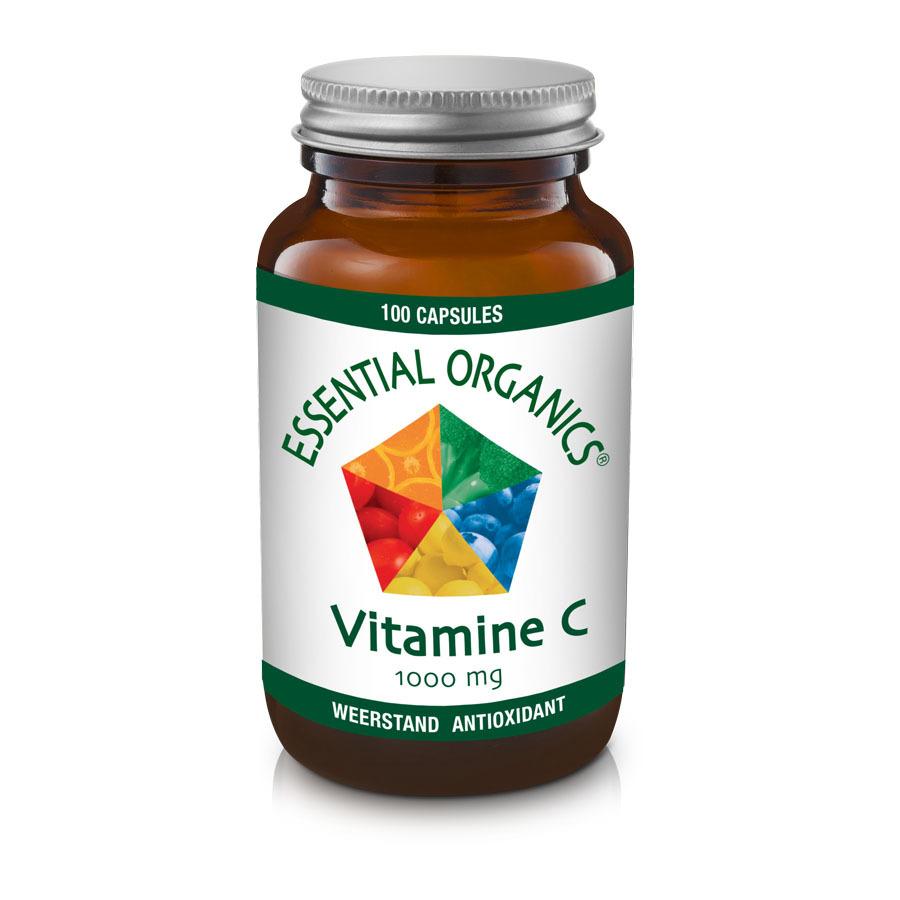 Vitamine C weerstand en antioxidant